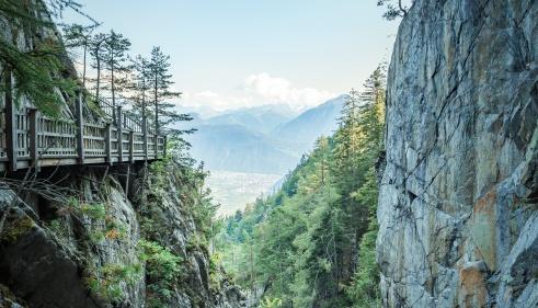 Des bons plans pour un été en Suisse